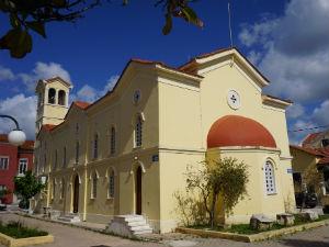 Kerk in Lixouri