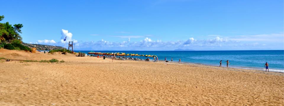 Kefalonia vakantie skala beach griekenland header.jpg