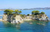Agios Sostis op Zakynthos