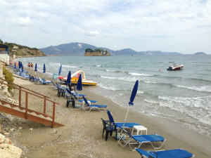 Agios Sostis strand Zakynthos