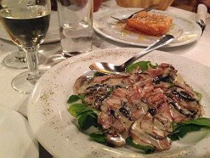 Peppermint restaurant Argassi Zakynthos
