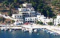 Griekse eiland Fourni