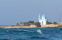 Kerkje Armenistis op Ikaria