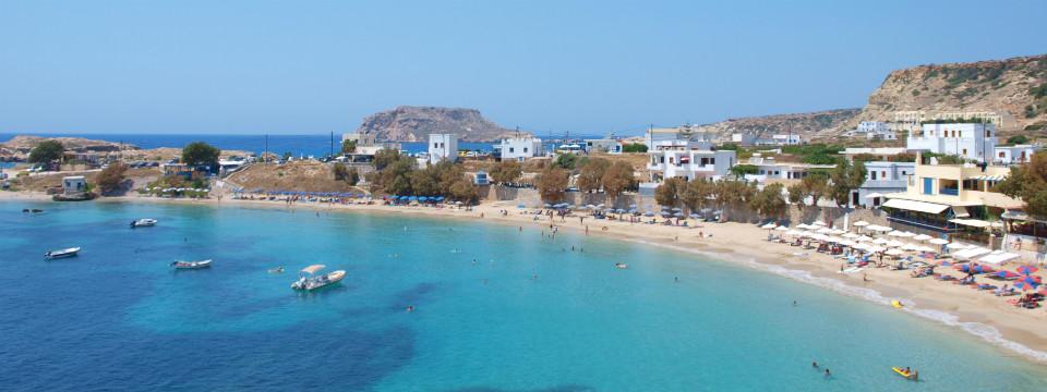 Karpathos vakantie Lefkos strand header.jpg