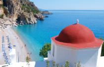 Kyra Panagia beach op Karpathos