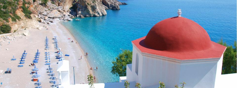 Karpathos vakantie in Griekenland