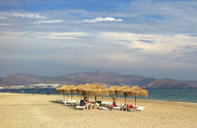 Lambi vakantie op Kos in Griekenland