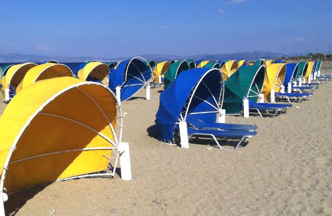 Psalidi vakantie op Kos in Griekenland
