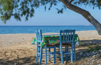 Votsalakia vakantie op Samos