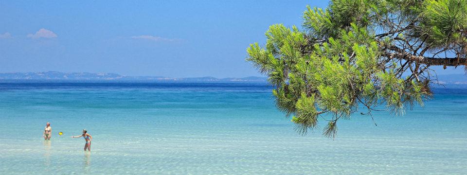 Chalkidiki vakantie Vourvourou Karidi beach header.jpg