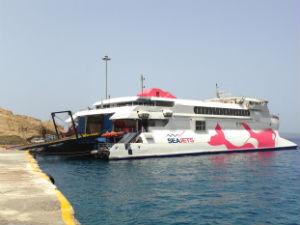 Fast Ferry Griekenland