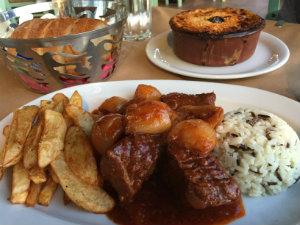 Phaedra restaurant in Lassi op Kefalonia