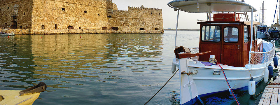Kreta vakantie Heraklion fort oude haven header.jpg