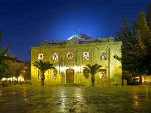 Heraklion Agios Titos kerk Kreta
