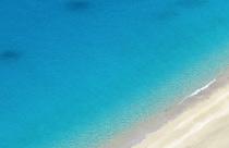 Egremni beach op Lefkas