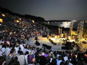 Paros Park amfi theater festival