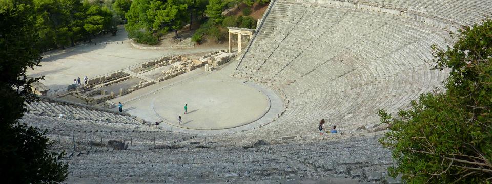 Peloponnesos vakantie Epidaurus Amfi Theater header.jpg