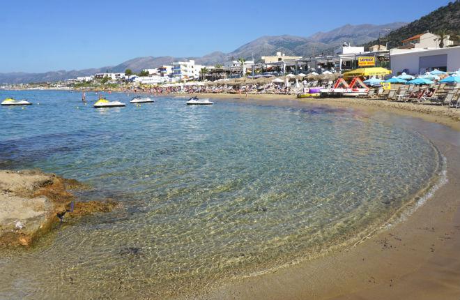 Stalis vakantie Kreta