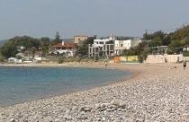 Agia Fotini beach op Chios