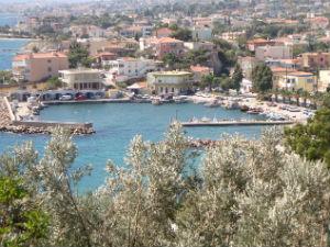 Daskalopetra Vrondados op Chios