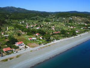 Agia Anna het strand