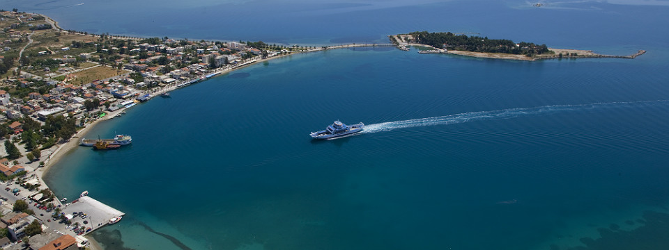 Evia vakantie Eretria haven header.jpg