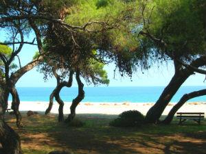 September best reisperiode aan het strand