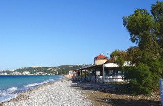Ialyssos vakantie Rhodos