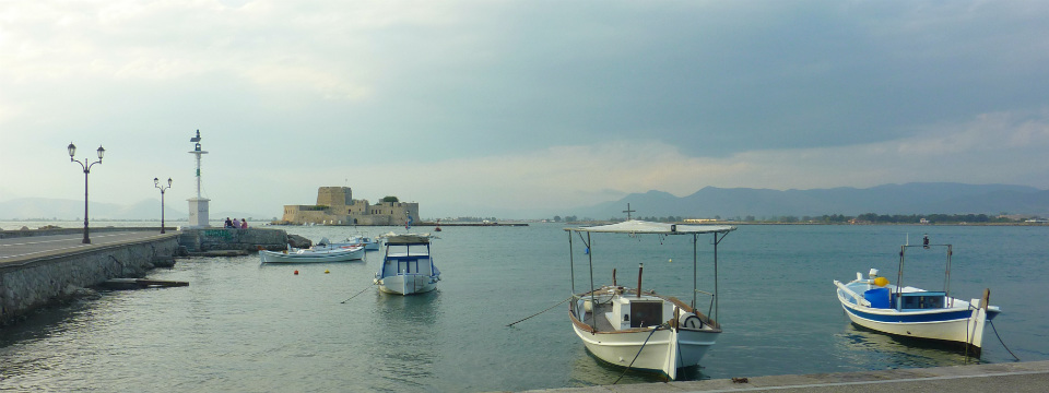 Peloponnesos vakantie nafplion haven bourtzi header.jpg