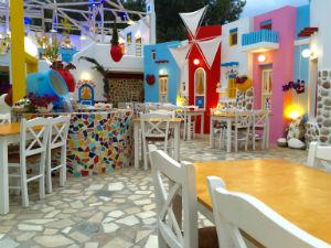 Ialyssos op Rhodos Kostas Village Taverna