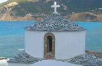 Skopelos kerkje foto album