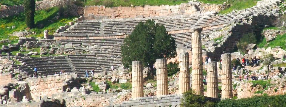 Centraal Griekenland Delphi Orakel header.jpg