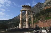 Delphi Tholos Centraal Griekenland