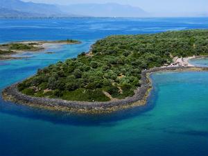 Lichadonisia eilanden op Evia