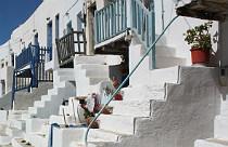 Folegandros vakantie