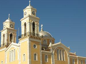 Ypapanti kerk in Kalamata Peloponnesos