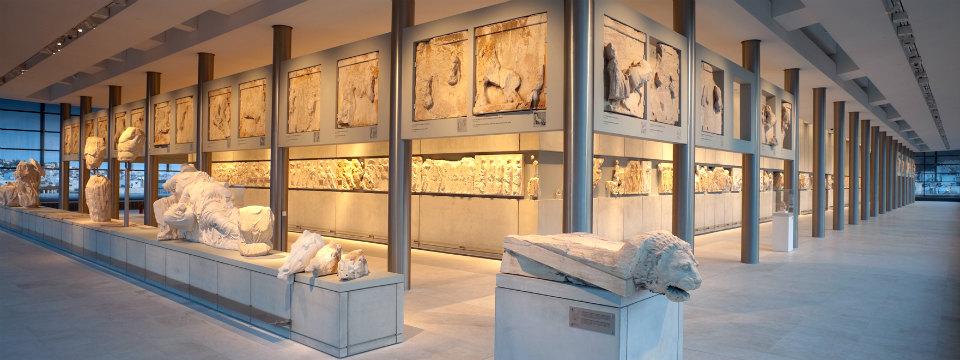 Athene stedentrip Acropolis museum Parthenon gallerij header.jpg