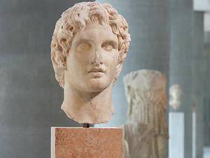 Acropolis museum - Alexander de Grote