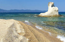 Ierissos Kakoudia beach Chalkidiki