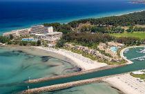 Sani beach resort Kassandra Chalkidiki