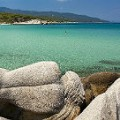 Kavourotrypes beach op Chalkidiki