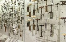 Gerovassiliou wijnmuseum kurkentrekkers
