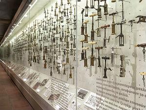 Gerovassiliou collectie kurkentrekkers museum