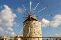 Windmolen Antimachia op Kos