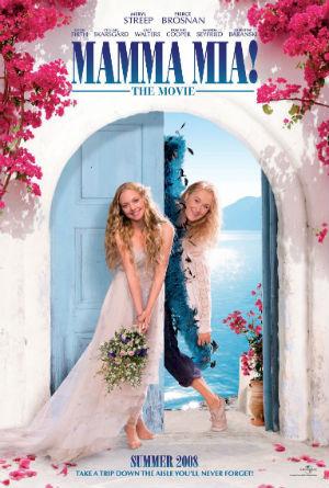 Films opgenomen in Griekenland Mamma Mia!