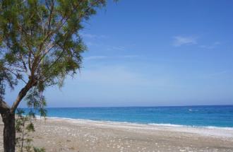 Afandou vakantie op Rhodos in Griekenland