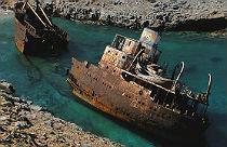 Klimaat en weer op Amorgos het schepswark