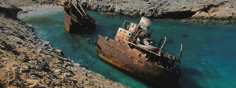 Amorgos vakantie klimaat en weer scheepswrak header.jpg