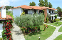 Philoxenia Bungalows in Psakoudia op Chalkidiki
