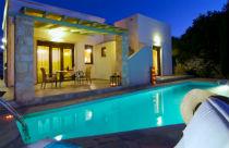 Droomhuis met zwembad in Griekenland